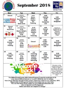 we hope everyone enjoyed their summer break and is excited to start a new school year the center will be opening its after school program on the first day - When Does School Start After Christmas Break