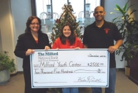 Thank you Milford National Bank!