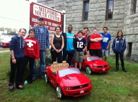 Youth battery operated cars donated!